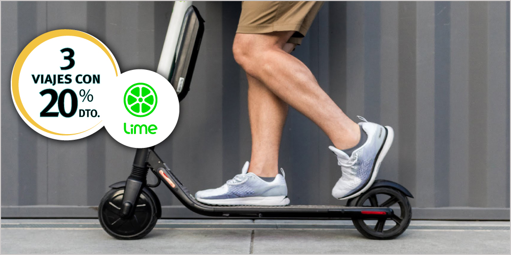 Descuento Lime ISIC