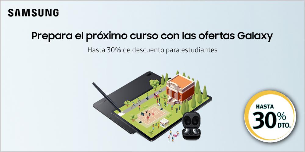 Back to school de Verano Samsung-ISIC