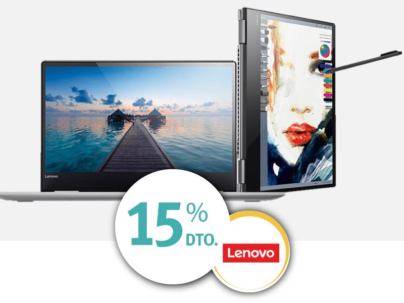 Descuento Lenovo ISIC