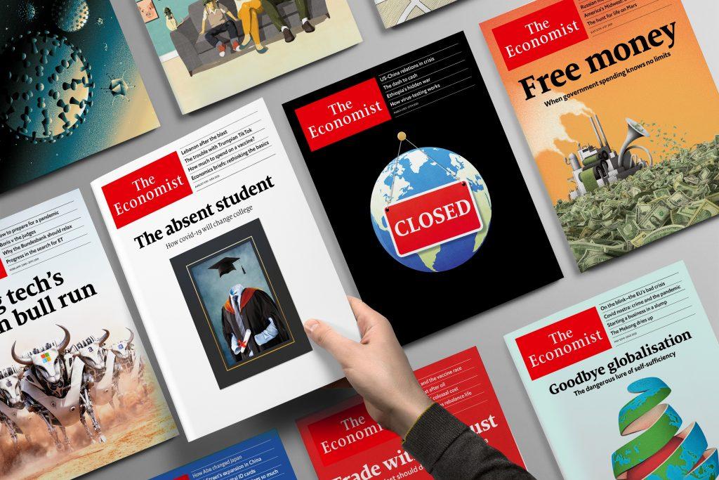 The economist revista carne estudiante ISIC oferta