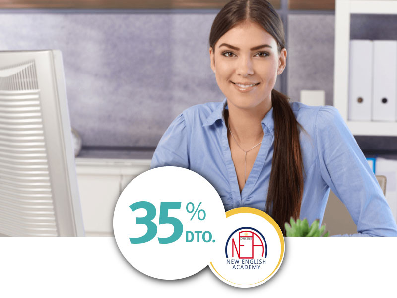 New English Academy - 30% de descuento ISIC