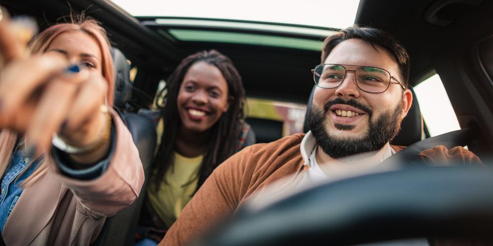 Carsharing o viajes en coche descuentos vacaciones