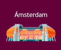 Estadio Ámsterdam Eurocopa ISIC