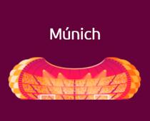 Estadio Múnich Eurocopa ISIC