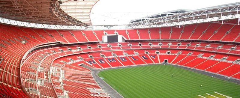 Estadio de Wembley Eurocopa ISIC